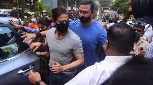 Aryan Khan's bail rejected; Shah Rukh Khan meets son Aryan Khan in Arthur Road jail