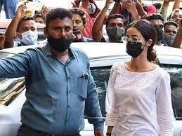 Ananya Panday  denies that she agreed to arrange 'ganja' for Aryan, said 'was joking'